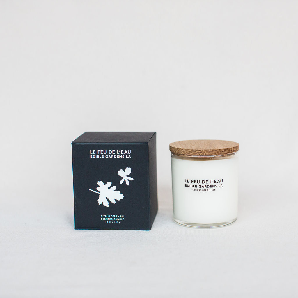 Le Feu De L'Eau : Garden Collection