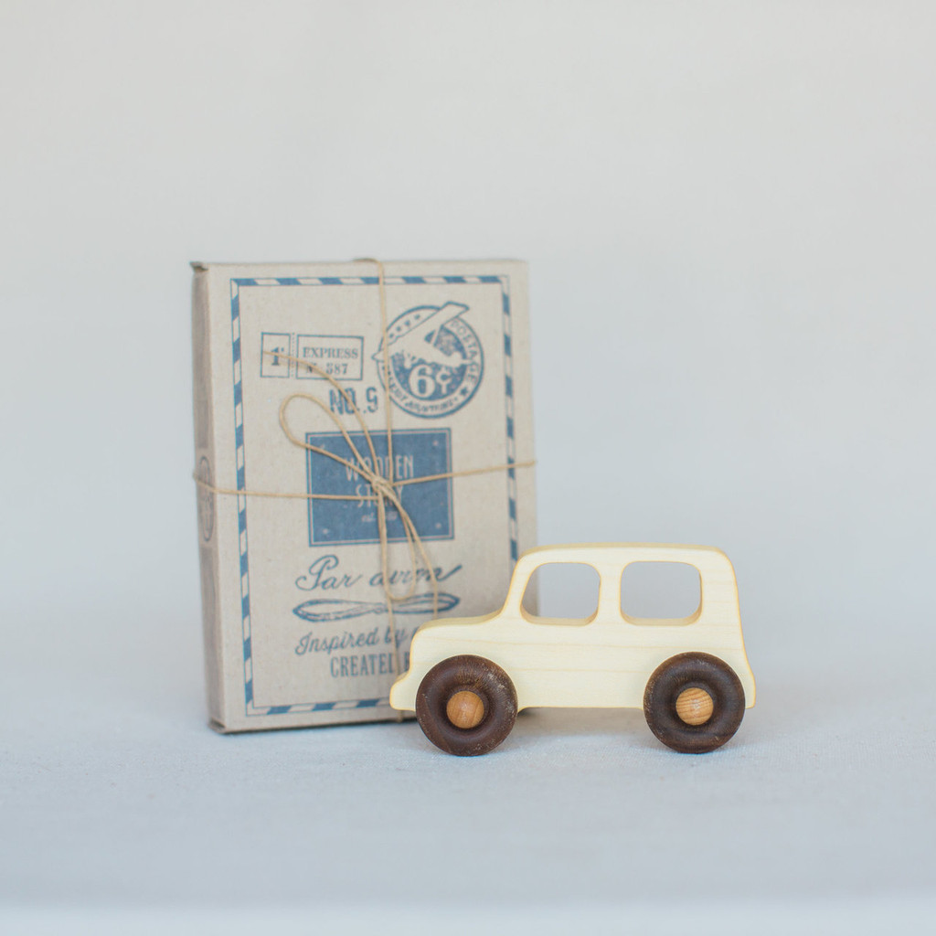 Wooden Story : Car Off Road Vehicle