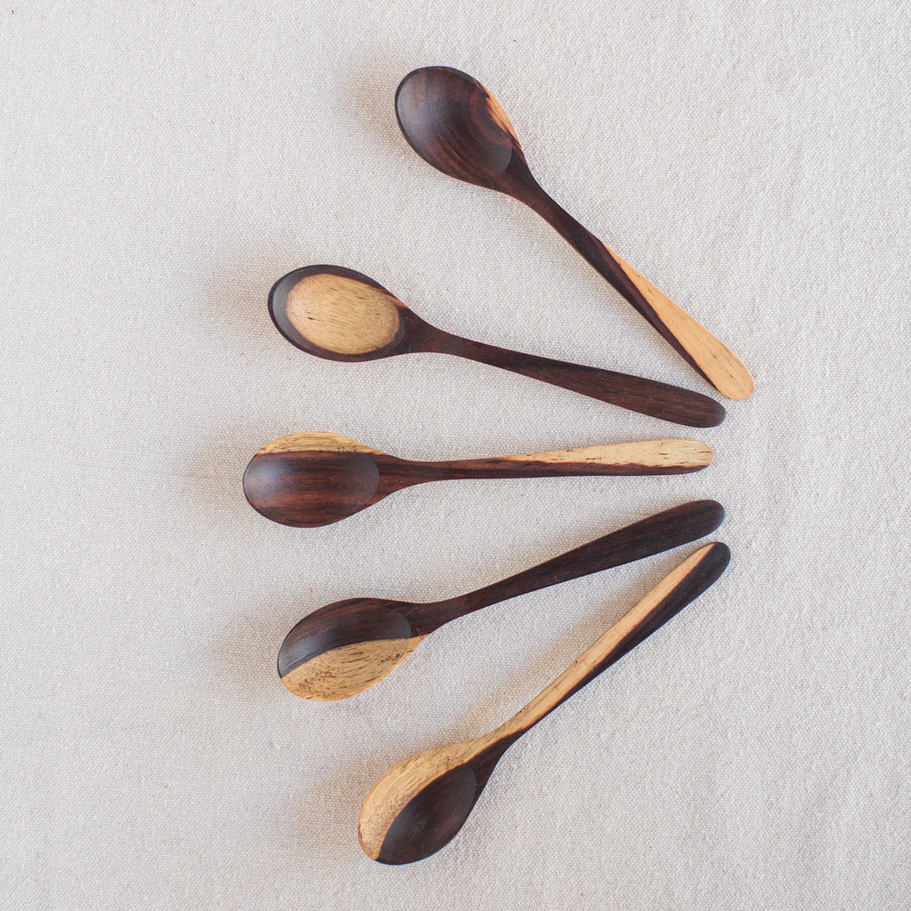Midland : Teak Wood Spoon
