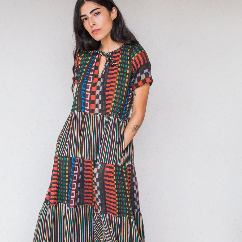 Ace & Jig : Daze Dress in Fiesta