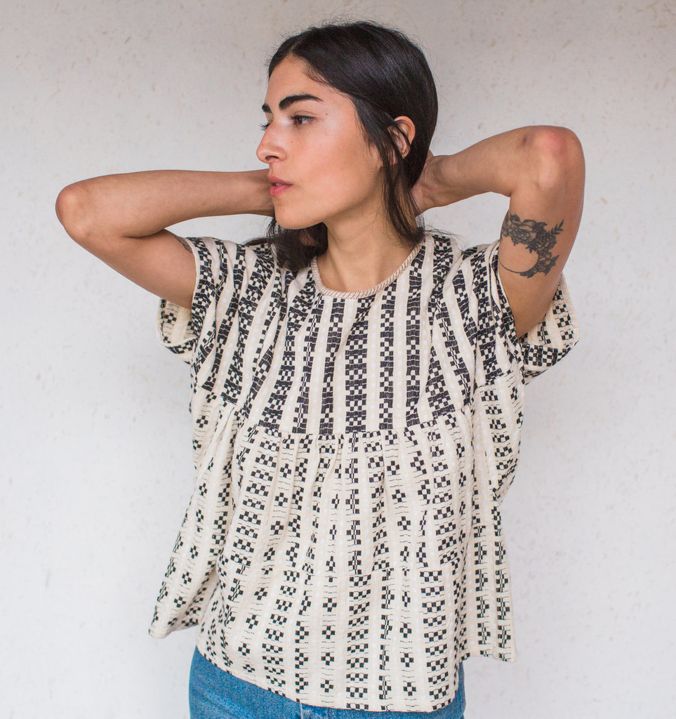 Ace & Jig : Marfa Top in Charm