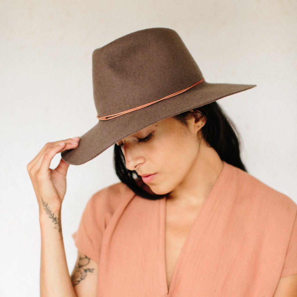 Brookes Boswell : Wakefield Hat