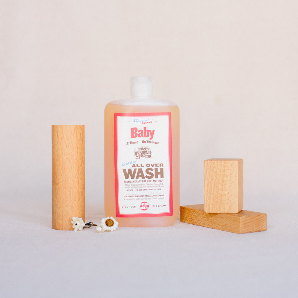 Mayron's Goods : Gentle All Over Wash 8oz