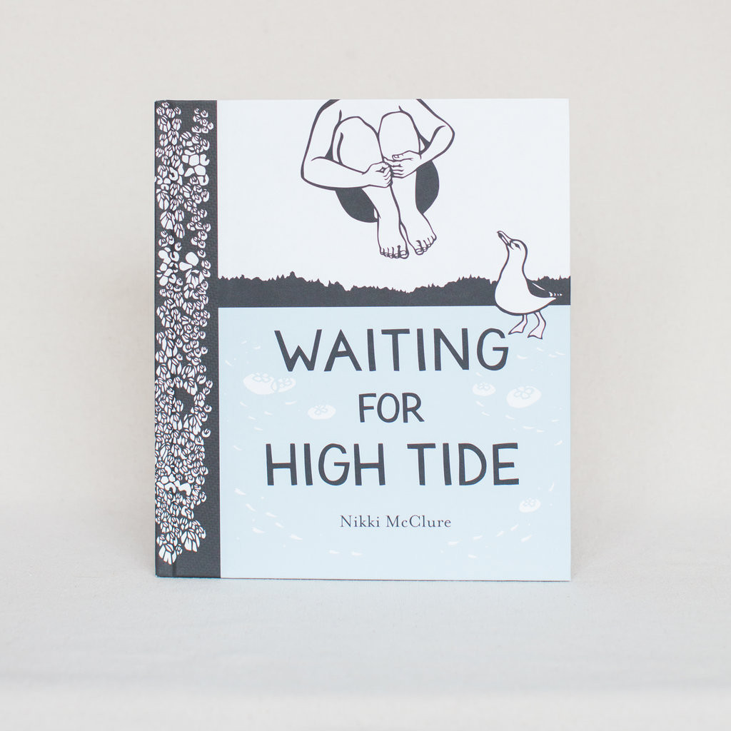 Nikki McClure : Waiting for High Tide