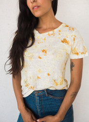 Jungmaven : Moonshadow Natural Bundle Dye Tee