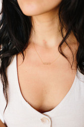 Maya Brenner x Midland : Resist Necklace