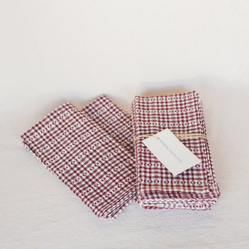 Heather Taylor Home : Soho Napkin