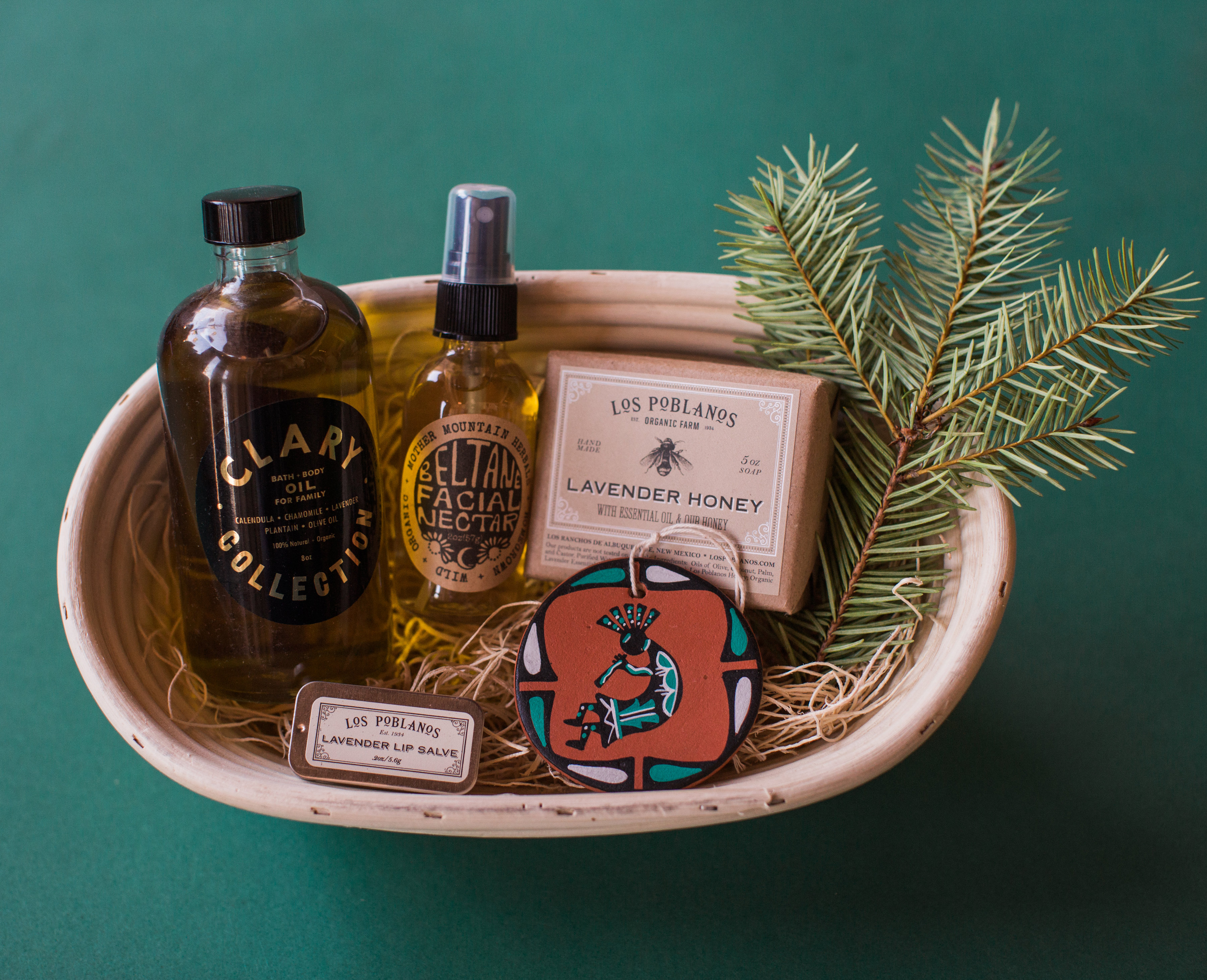 Gift Bundles + Wreath Pop-Up + Holiday Hours