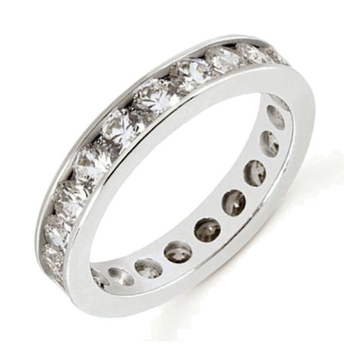 2.0 Ct Tw Diamond Eternity Ring