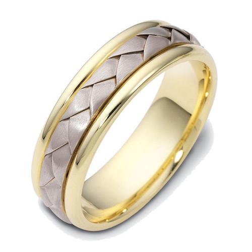 Braided Wedding Ring | PJ428