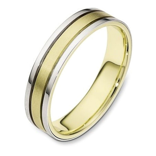Men's Classic Wedding Band | PJ432