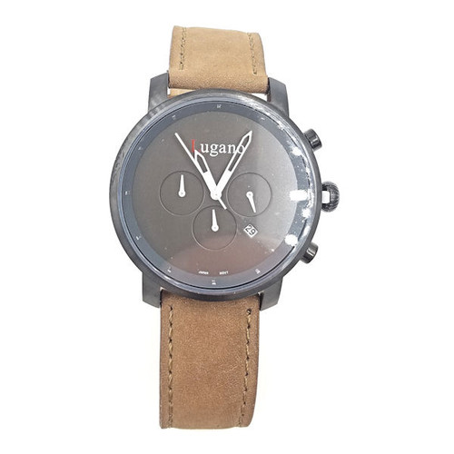 Moderno Chrono Lugano Brown