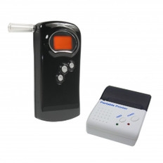 AlcoHawk Breathalyzer with Printer