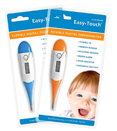 EasyTouch Flexible Digital Thermometer
