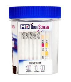 10 panel drug screen test