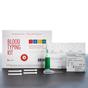 Blood type testing
