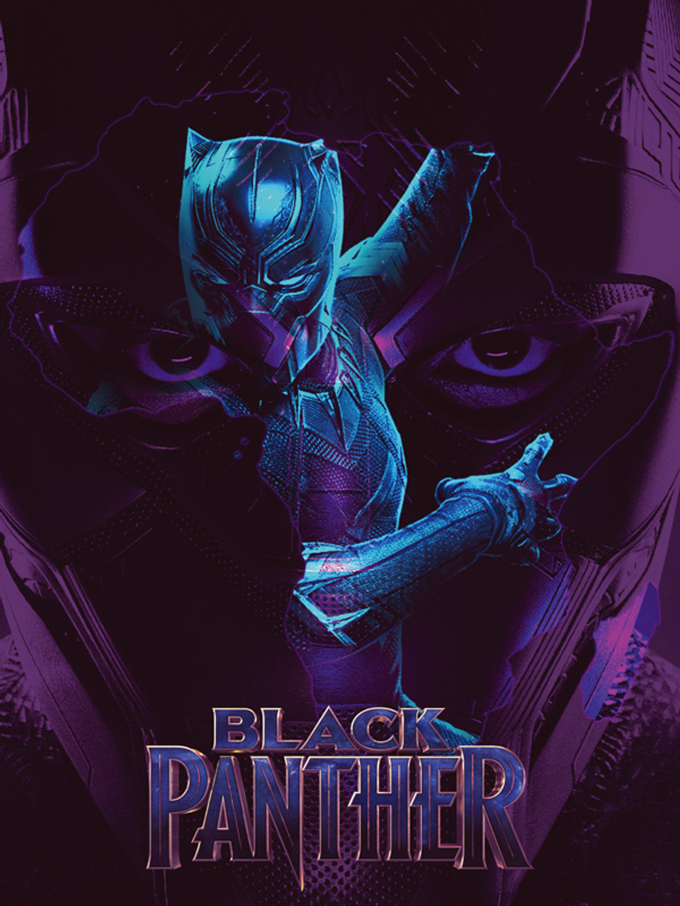 Movie Posters Black Panther