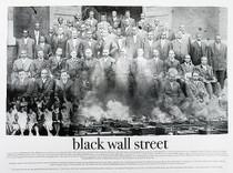 Black Wall Street Poster (18x24)