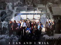 Selma March Poster 50th Anniversary (18x24)