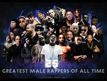 25 greatest rappers of all time