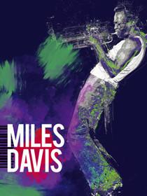 Miles Davis Poster Music Art Print