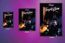 Prince Purple Rain Movie Posters