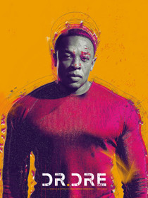 Dr Dre Poster Producer Rapper Music Photo Art Print
