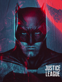 Batman Poster Justice League