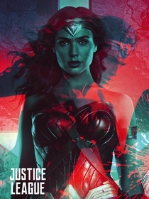 Wonder Woman Poster Justice League