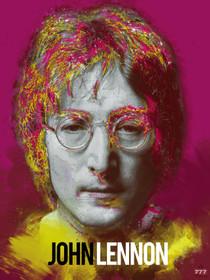 John Lennon poster art.