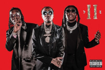 Migos Poster Culture II Music Wall Art Large Print