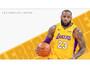 LeBron James Lakers Poster