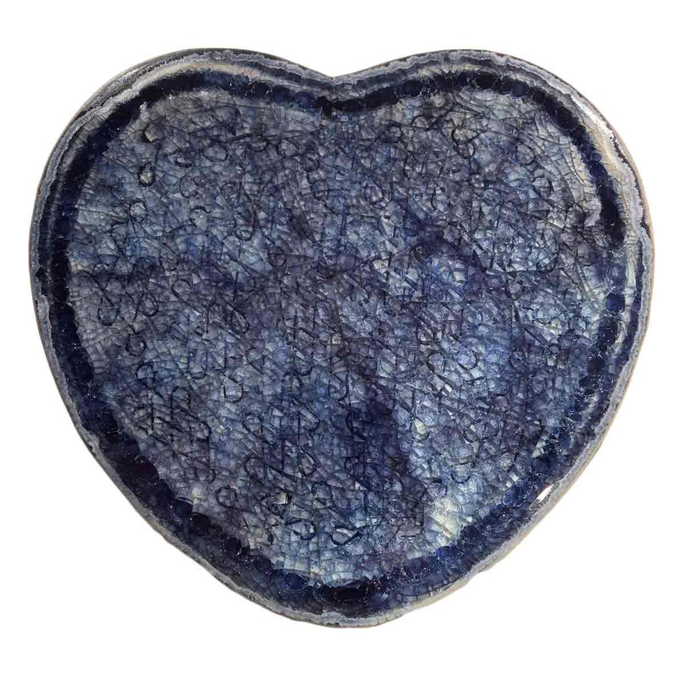 purple heart trivet