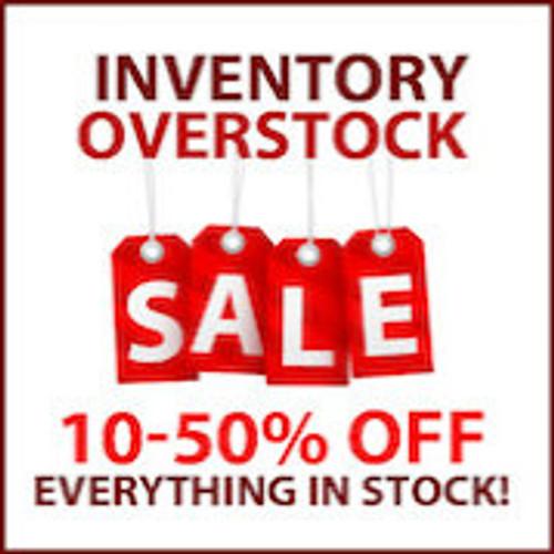 overstock sale