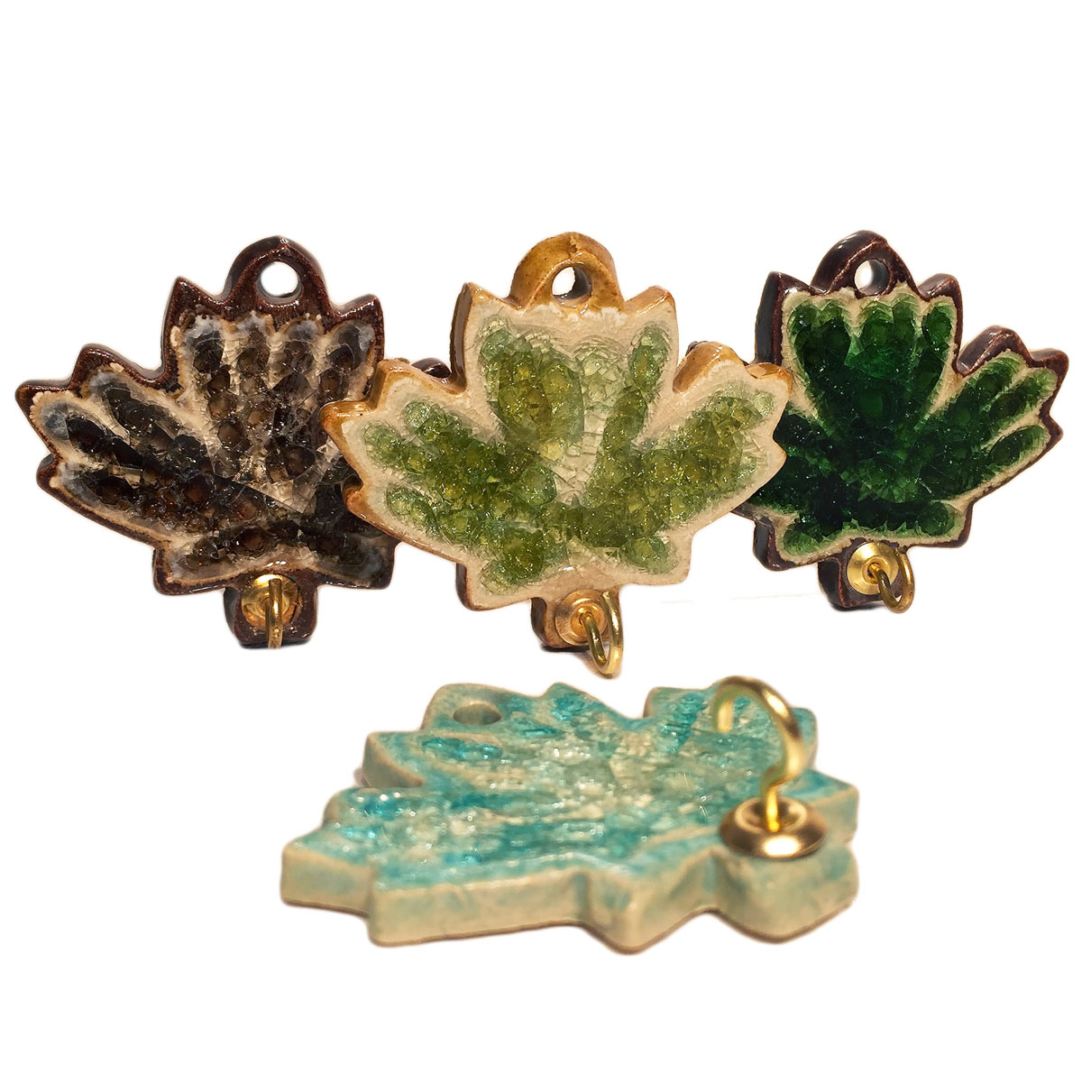 Maple Leaf Decor Wall Hooks And Natural Home Decorations