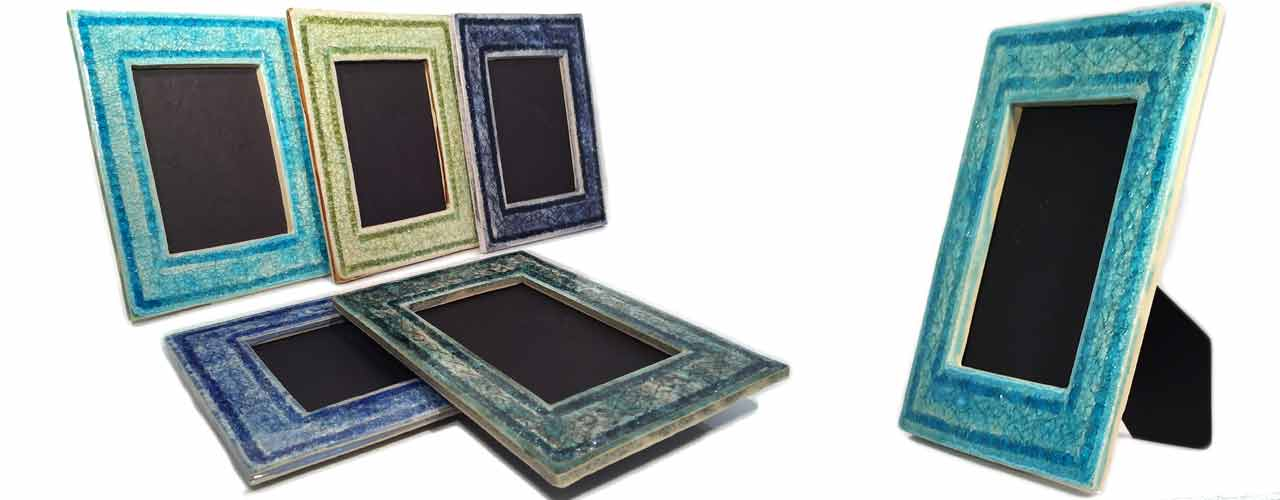 upcycled art frames