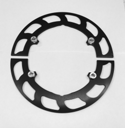 "8"" dia 4-Spoke Aluminum Gear Guard"