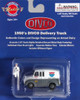 American Heritage Models HO 87-006 Divco Delivery with Milkman and Carrier, Melville Dairy (1:87)