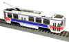 Imperial Hobby Productions HO 8701P Kawasaki Single-End LRV Powered Trolley, SEPTA (1981) #9000 (2-Rail DC)