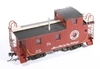 American Model Builders HO 885 Northern Pacific 1700-Series Wood Cupola Caboose Kit