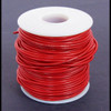 A.E. Corporation 18RD-100 18 GA Red Hook-up Wire, Stranded 100'