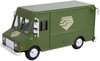 American Heritage Models O 48005 Delivery Step Van, International Parcel Service (1:48)