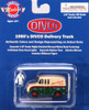 American Heritage Models HO 87-002 Divco Delivery with Milkman and Carrier, Louis Trauth Dairy (1:87)