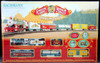Bachmann HO 00714 Ringling Brothers and Barnum and Bailey Ringmaster Set with E-Z Track