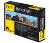 Woodland Scenics HO S1486 City and Industry Building Set