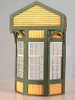"""American Model Builders HO 337 ATSF """"Stand Alone"""" Bay Window for rural stations"""