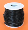 A.E. Corporation 20BK 20GA Black Hook-Up Wire, Stranded,100'