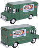 American Heritage Models O 48001 Delivery Step Van, Railway Express Agency (1:48)