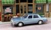 American Heritage Models O 43-703 1985 Dodge Diplomat, Glacier Blue (1:43)