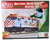 Kato N 1060035 Operation North Pole Starter Set (2015 Scheme)